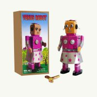 Venus Robot Tin Wind Up