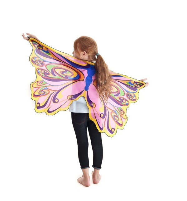 Douglas Bright Rainbow Fairy Wings
