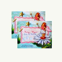 Fairy Magic Glitter Card
