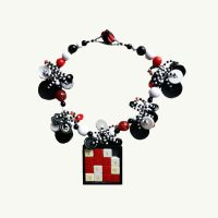 Lori Kirsch 15 Puzzle Necklace