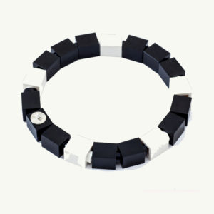 Piano 1×1 Lego Bracelet emiko oye