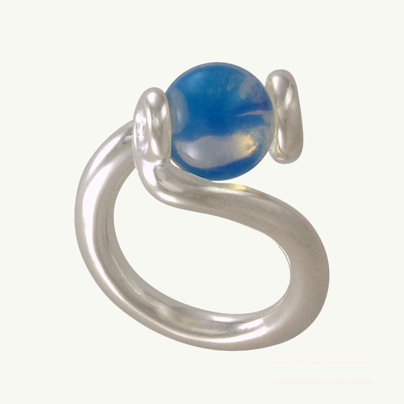 Infinity Marble Ring Got All Your Marbles