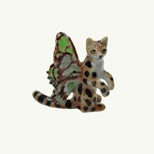 Critterz Spring Pixie Kitty