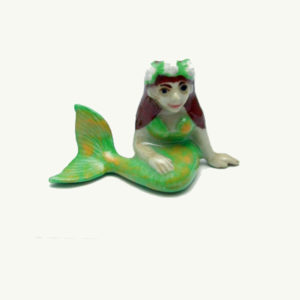 Emerald Mermaid Child Little Critterz