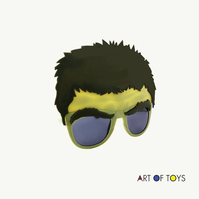 sun glasses Hulk
