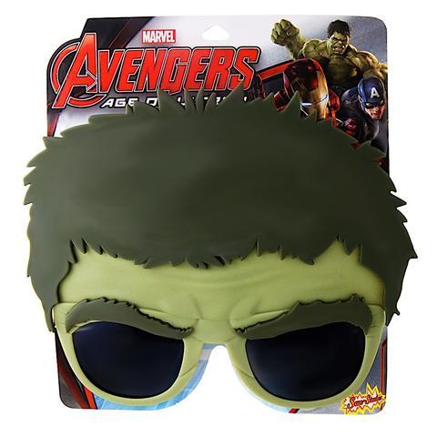 Hulk Marvel Avengers #SunStasher Glasses