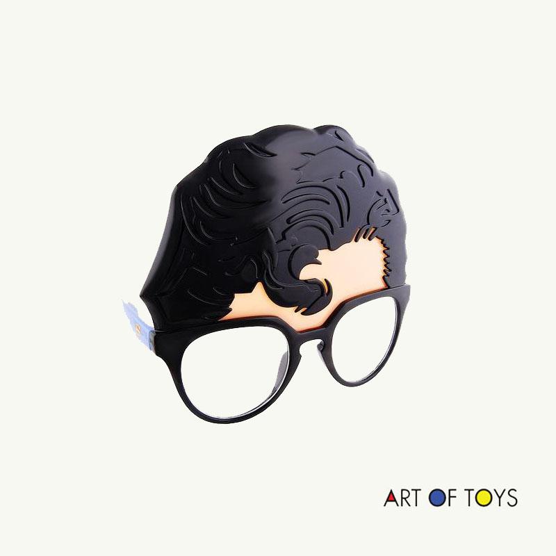 Superman mask glasses
