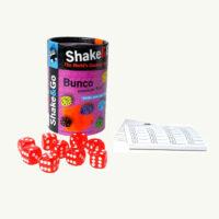 Shake & Go Bunco Dice Game