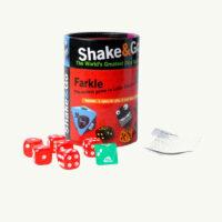 Shake & Go Farkle Dice Game