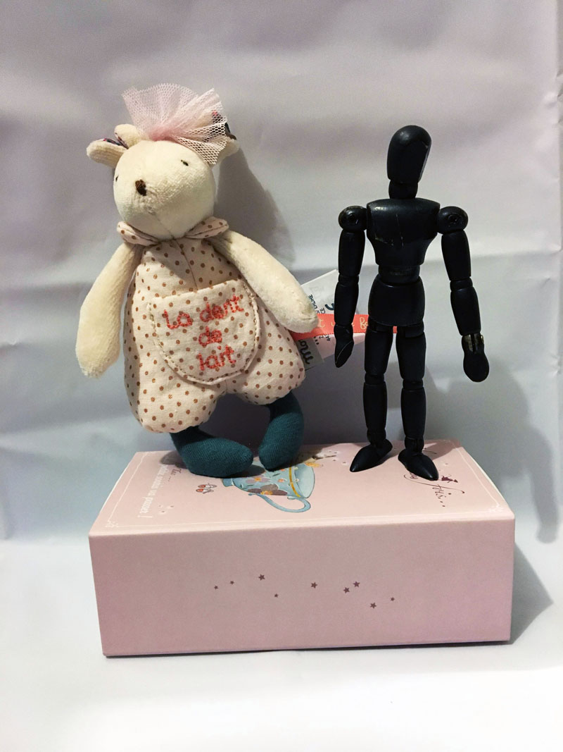 tooth mouse doll