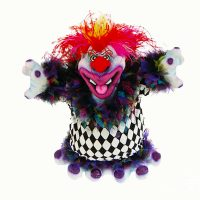 Kuddles the Klown by T oLIVER kOPIAN