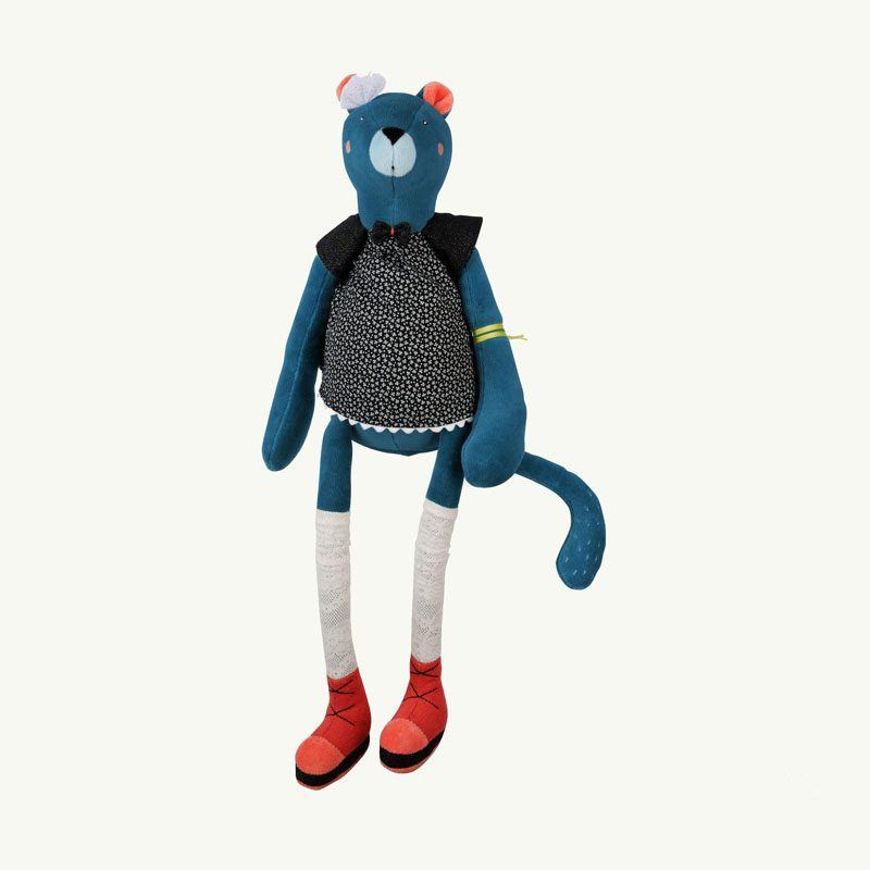 Moulin Roty Rosie Panther Plush Toy