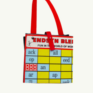Ends n Blends Gameboard Mugwumps Handbag