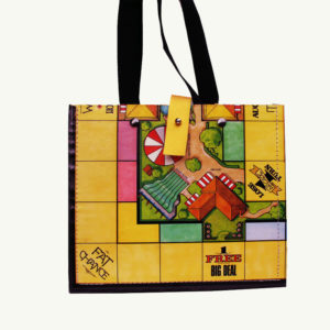 Fat Change Gameboard Mugwump Handbag