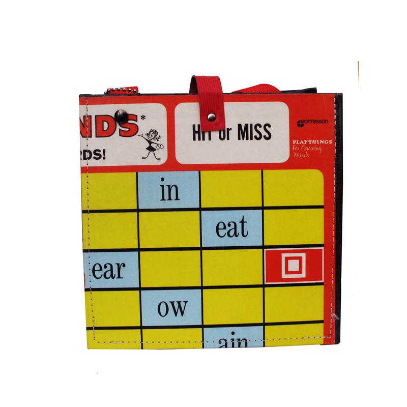 Ends n Blends Gameboard Mugwump Handbag