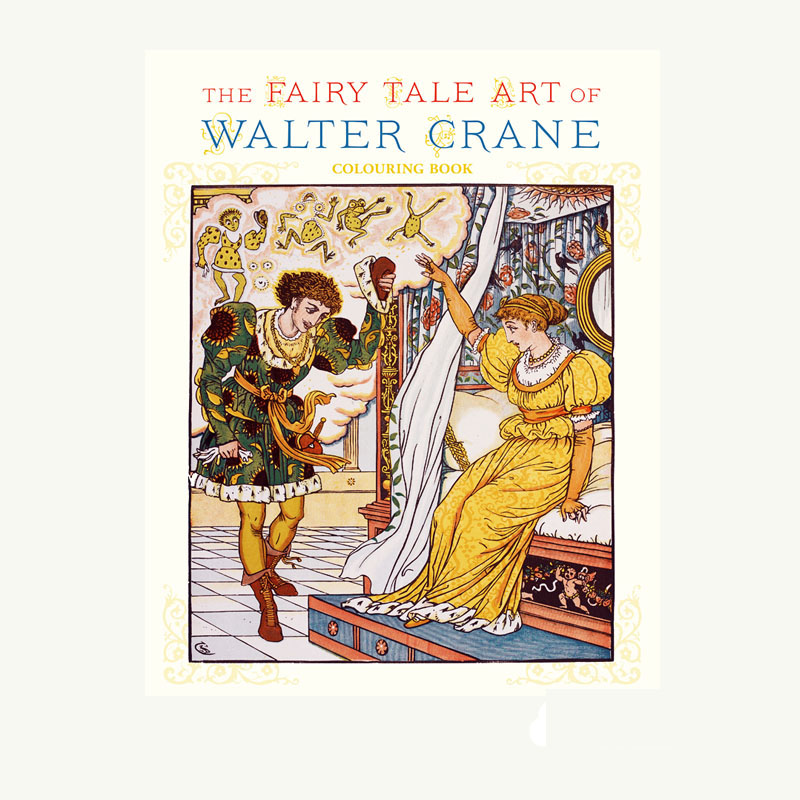 Fairy Tale Art of Walter Crane