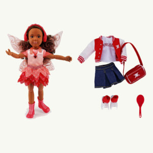 fairy play doll