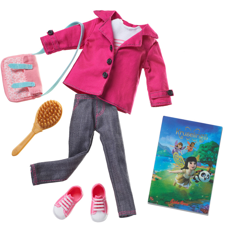 Luna Workaday Outfit fairy playdoll