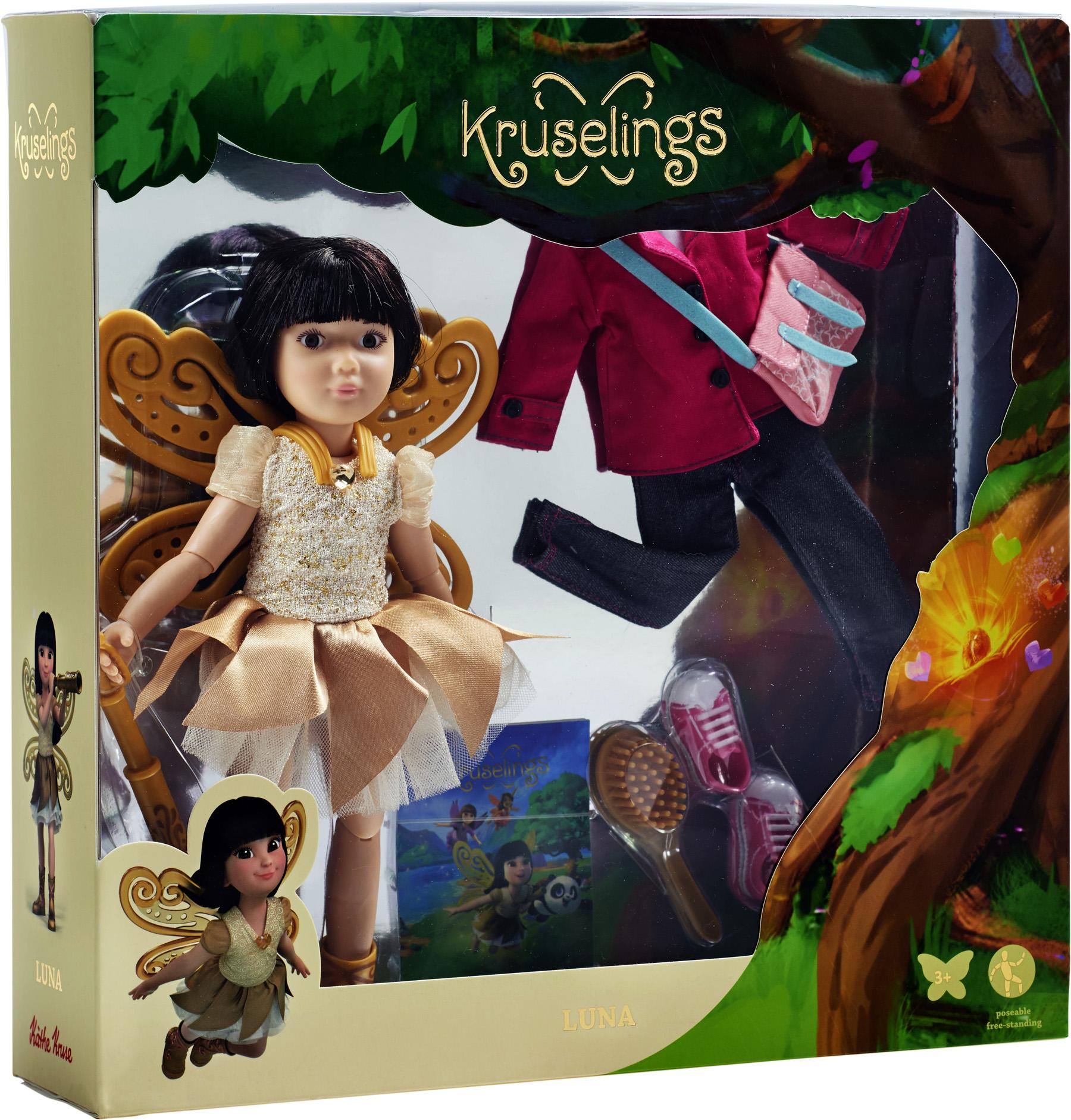 Kathe Kruse Kruseling Fairy Luna Set
