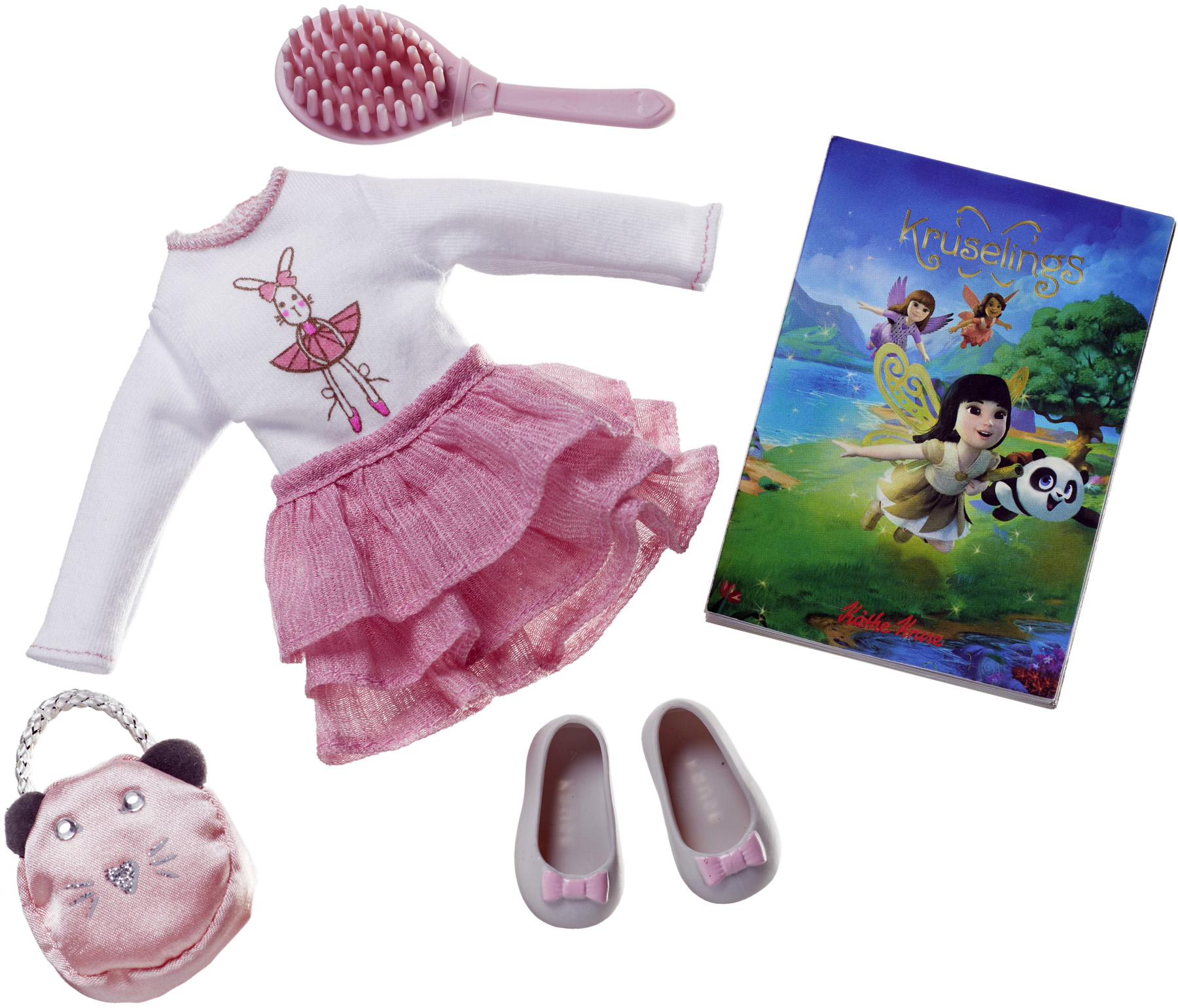 Vera Kruseling Fairy Doll party dress