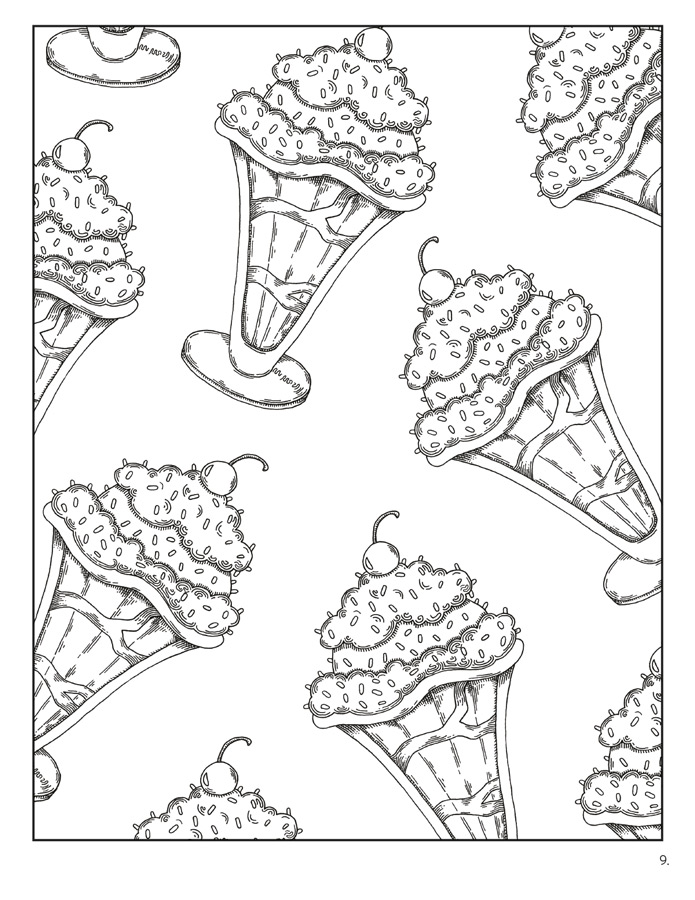 example of coloring page