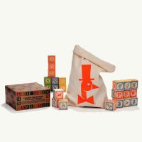 Classic ABC Wood Blocks