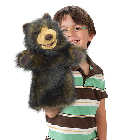 Folkmanis Stage Puppet Bear