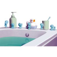 Smiski Blind Box Figure Bath Series