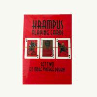 Krampus Playing Cards 2
