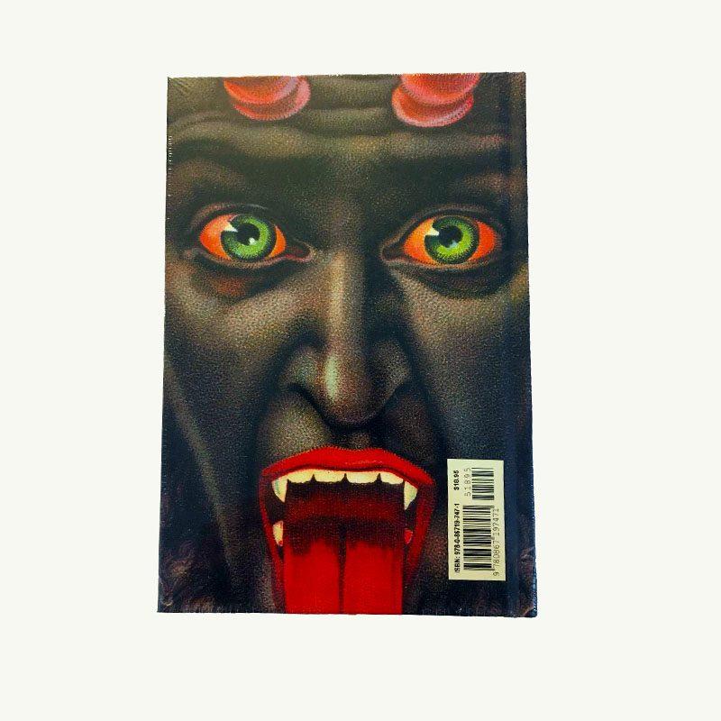 Krampus book back cover