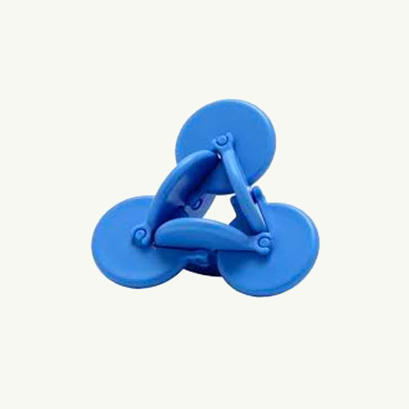 OSM Kinetic Playable Stress Toy Blue