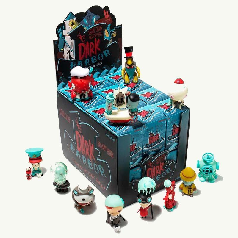 MINI VINYL COLLECTIBLES