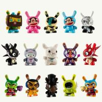 Designer Con Dunny Collectible Art Object Kidrobot Designer Toys