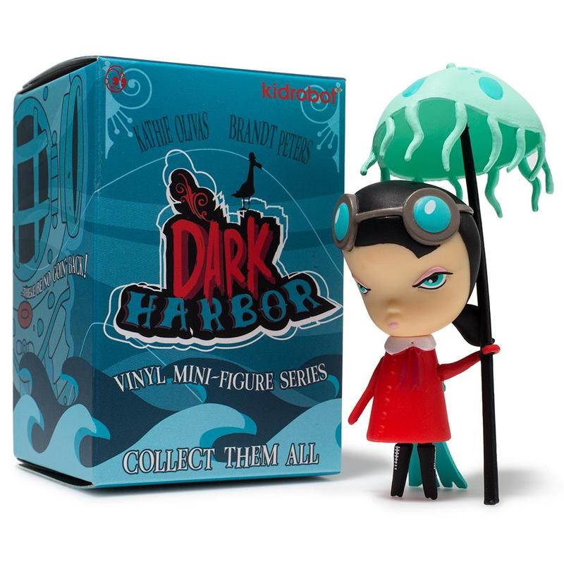 blind box figure