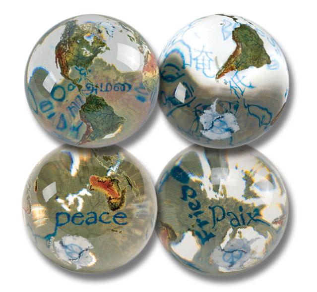 4 views of peace orbacle