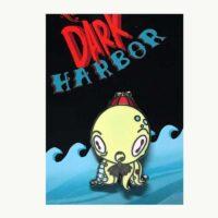 Dark Harbor Automatopus Pin