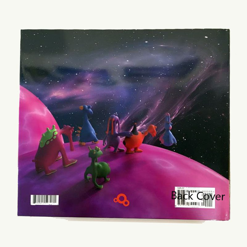 Faaar From Planet Roooz Hardcover Book by Rooz Mousavi