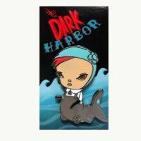 Sadie Kathie Olivas Dark Harbor Enamel Pin