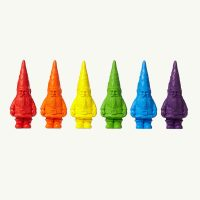 Gnome Color Crayon Set