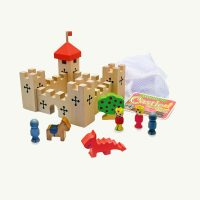 Castle In A Bag by House Of Marbles