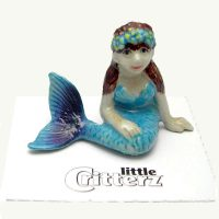 Blue Mermaid Little Critterz