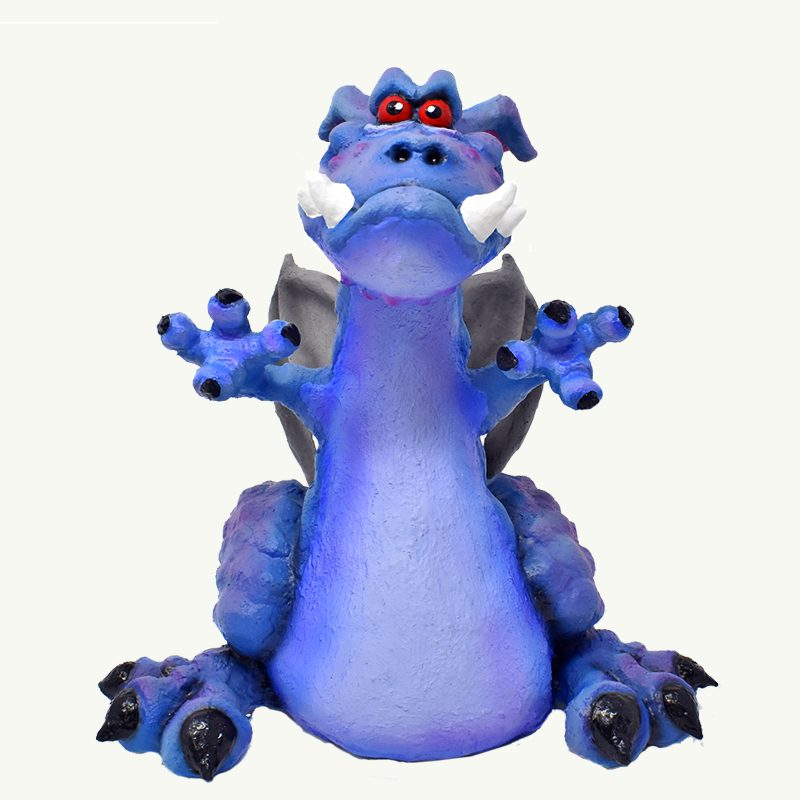 dragon art toy