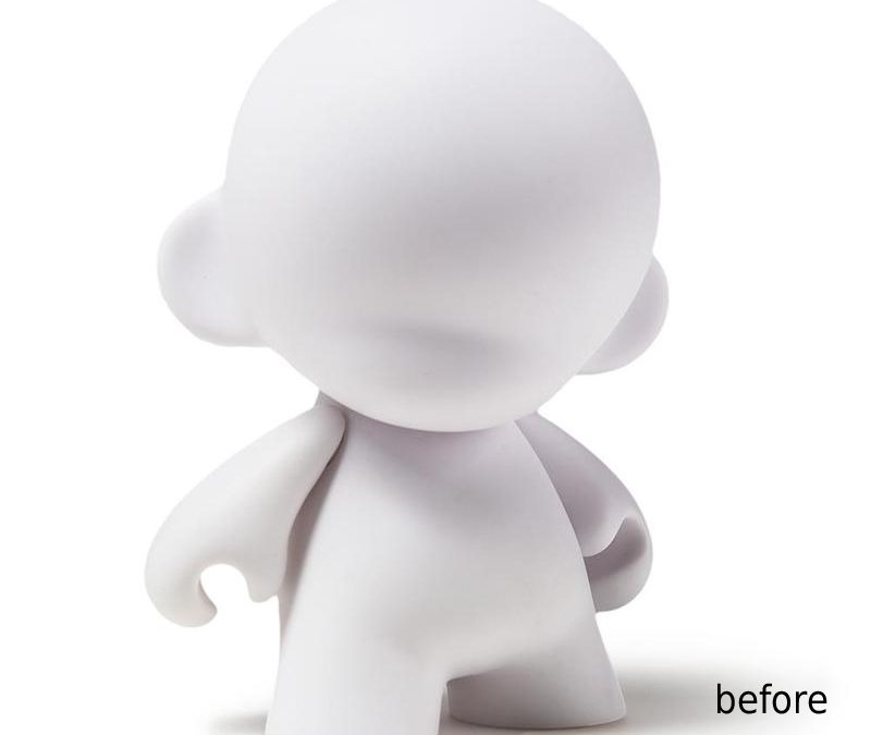 Munny Art at Art Of Toys
