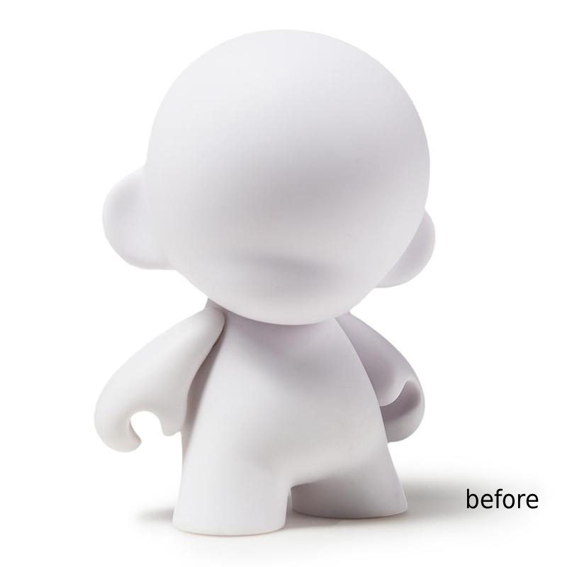 Munny Before Customized