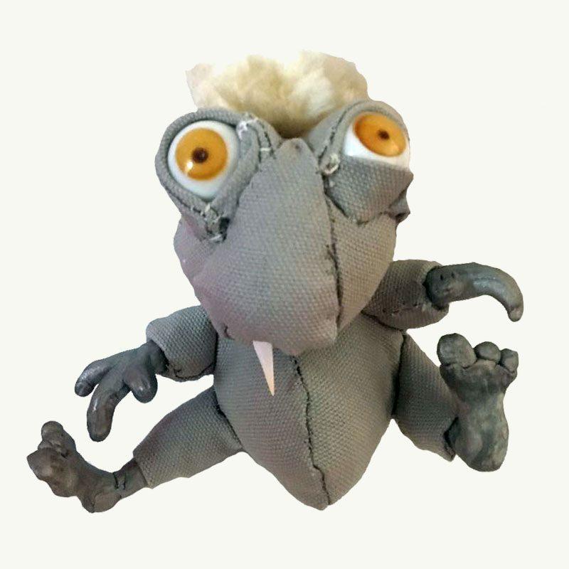Moogle Monster by Sis
