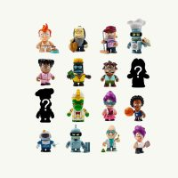 Good News Futurama kidrobot Blind Box Figures