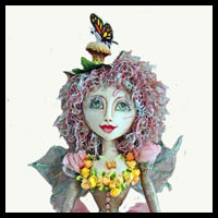 Doll Artists Featured Month of October