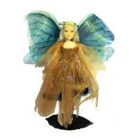 Celtic  Special Edition Fairy Doll Ornament