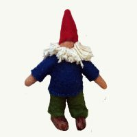 Gnome Handcrafted Papoose Toy
