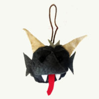 Krampus Ornament by Sis
